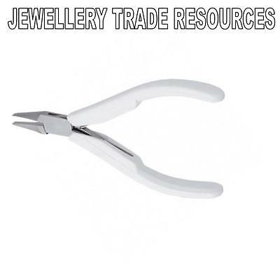 Top Quality Flat Nose Jewellers Jewellery Making Plier Pliers Smooth Beading