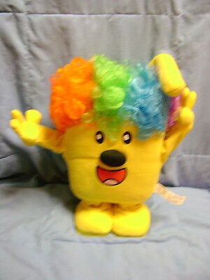 Wow Wow Wubbzy  Talking Disco  Animated Dancing Flip Over Doll