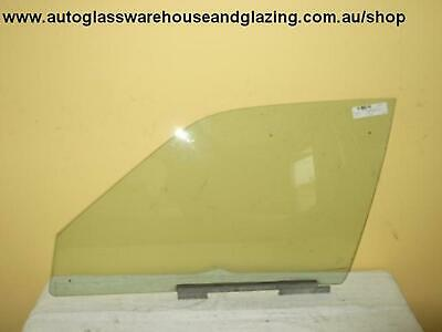 Holden Commodore Vb>Vl - 4/5Dr Sedan/wagon 11/78>8/88 - Left Side Front Door Gla