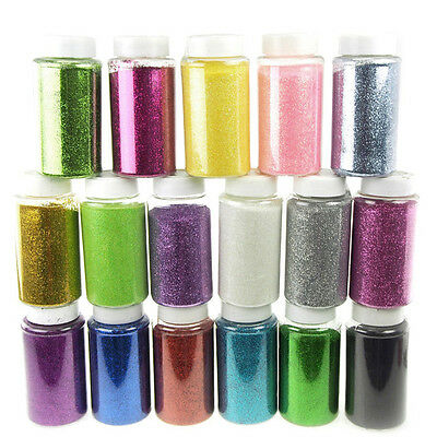 Fine Glitter Bottle Confetti Arts and Crafts, 1-pound