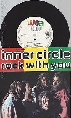 """7"""" Inner Circle --Rock With You"""