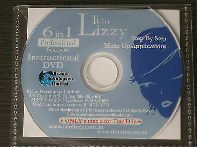 Thin Lizzy 6 in 1 Instructional  dvd