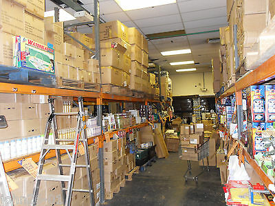 Jumbo Lot Of Mixed Goods Ideal For £1 Shops Over 750 Items