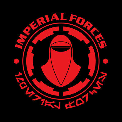 Emperor/'s Royal Imperial Guard Stormtroopers Star Wars HUGE GIANT PRINT POSTER