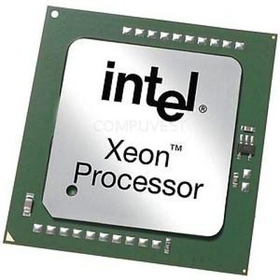 5x INTEL XEON SL6VP 3.06GHz 3066 / 512 / 533 / 1.525V SOCKET 604 CPU PROCESSORS
