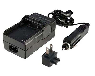 NP-45A Battery Charger for FUJIFILM FinePix JX250 JX200 T300 T305 L50 L30 JZ310