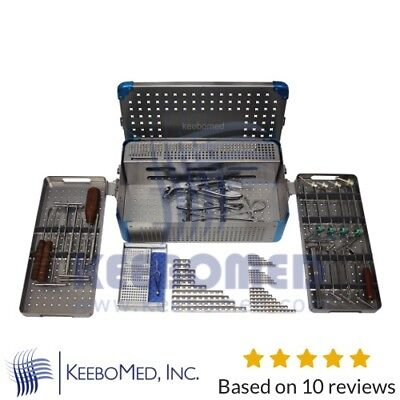 Quality Orthopedic Complete System, Kit 1.5/2.0/ 2.7/3.5/4.0mm Veterinary Use