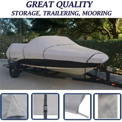 Procraft 180 Dc 1997 1998 Boat Cover Trailerable, Towable, Durable