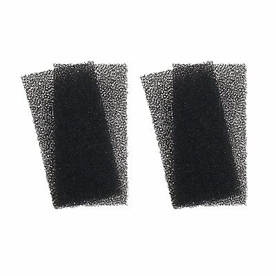 4 x Tetratec Tetra BioFoam Foam for EasyCrystal Easy Crystal 250/300 Filters