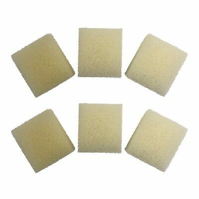 6 x INTERPET PF MINI REPLACEMENT FOAMS Interpet PF Internal Filter