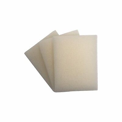 3 x INTERPET PF2 REPLACEMENT FOAMS Interpet PF Internal Filter
