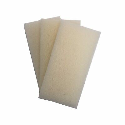 3 x INTERPET PF3 REPLACEMENT FOAMS Interpet PF Internal Filter