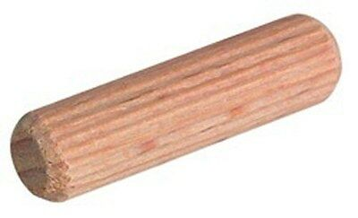 "3/8"" x 1"" grooved, wooden, dowel pin -100, 500, 1000 pieces, 267.80.202, Hafele"