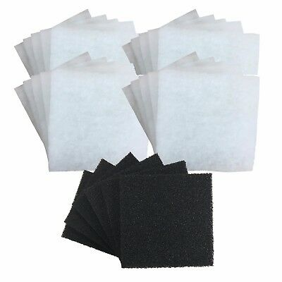 20 x Rena Filstar xP Poly Filter Pads and 6 x Carbon for XP1, XP2, XP3, XP4.