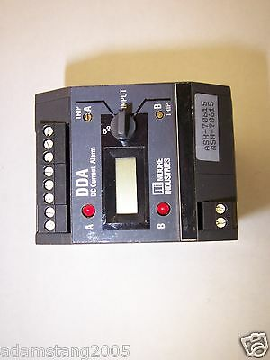 Moore Industries Dda/4-20Ma/dh1L1/24Dc Dc Current Alarm  #3