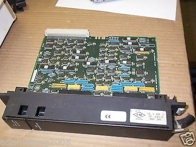 Ge Fanuc Bem 713 Ic697Bem713 Bus Transmitter Card Circuit Board 1  Bus Tier