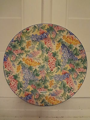 "Vintage Royal Winton Chintz Somerset 7"" Plate"