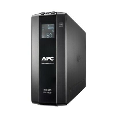 APC BR1500GI Power-Saving Back-UPS PRO 1500VA 865W UPS TOWER 2 YRS