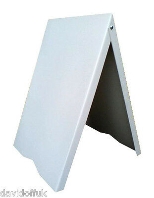 A-Board Pavement Advertising Menu Sandwich Board Sign Free Delivery Available