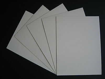Pack Of 10 A4 Picture Frame Mount Backing Board