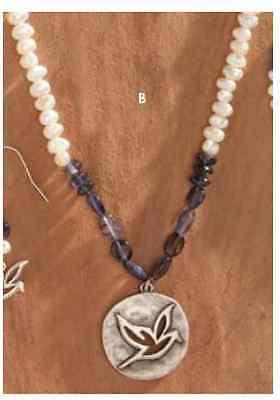 New From Big Sky Carvers And Demdaco Big Sky Silver Soaring Necklace B5100041