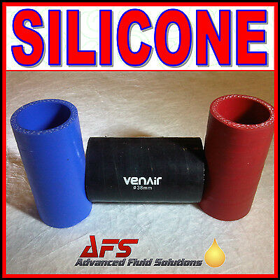 Straight Silicone Hose COUPLER Connector Silicon Rubber Tube Joiner Pip Coupling