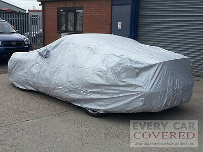 Premium Fully Waterproof Cotton Lined Car Cover Fits NISSAN SKYLINE R33 93-99