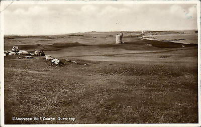 Guernsey. L'Ancresse Golf Course.