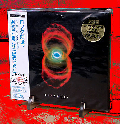 Pearl Jam , Binaural  ( 2CD_Digipack_Japan )