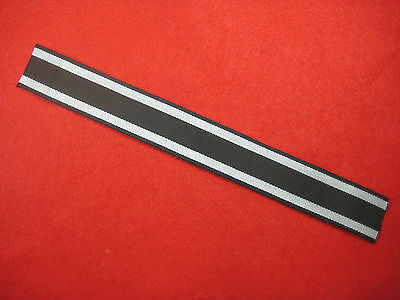 """WWI WW1 Imperial German Iron Cross Medal Ribbon replacement 1 FOOT 12"""""""