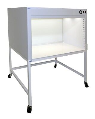 Horizontal Laminar Flow Hood, Class 100 Air Flow Bench  4 Ft w/ stand