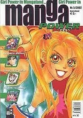 Manga Power Nr. 5 u.a Peach Girl, Chobits, Turn A Gundam, Psychic Academy