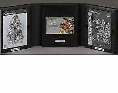Kingdom Hearts Trinity Master Piece LIMITED PS2 Japan
