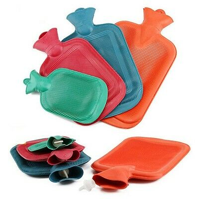 Wholesale Large Thick Rubber Hot Cold Water Bag Bottle For Outdoor Camping Home