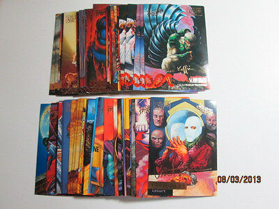 1995 Fleer Ultra Spider-Man Premiere - Gold Foil Signature - Singles - Pick One