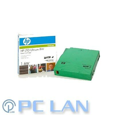 20x HP LTO-4 Ultrium 1.6TB RW Data Cartridge P/N: C7974A Brand New