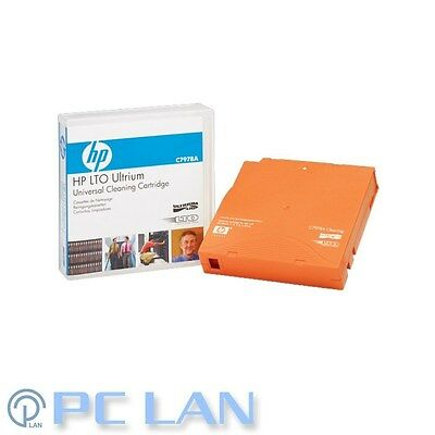 HP LTO Ultrium Universal Cleaning Cartridge P/N: C7978A Brand New