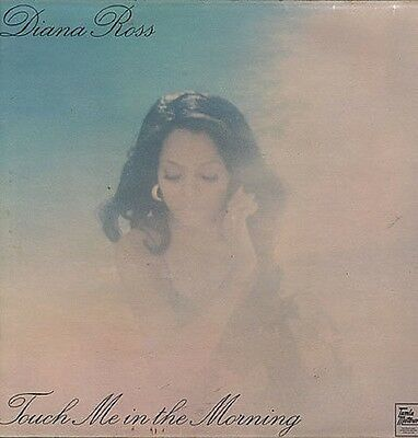 DIANA ROSS Touch Me In The Morning 1973 UK vinyl LP EXCELLENT CONDITION  RECORD