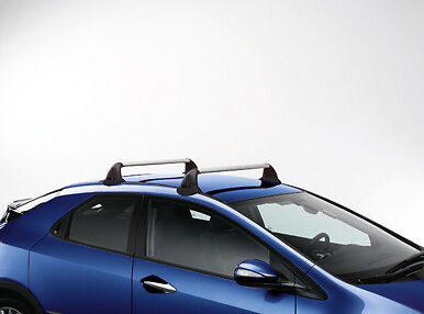 Genuine Honda Civic Roof Bars / Roof Rack