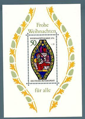 GERMANIA REP. FED. - BF - 1976 - Natale