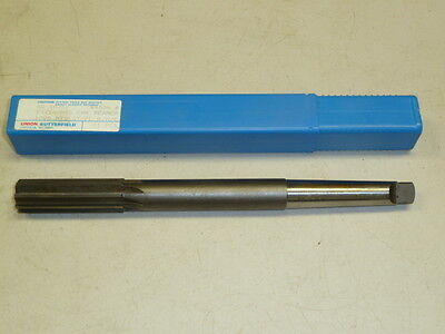 "Nos! Union Butterfield 13/16"" Straight Flute Chucking Reamer, #5010752"