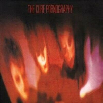 "The Cure ""Pornography (Remastered)"" Cd New"