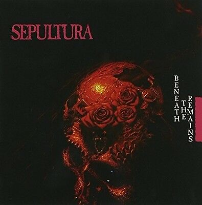 """Sepultura """"Beneath The Remains"""" Cd Remastered New!!"""