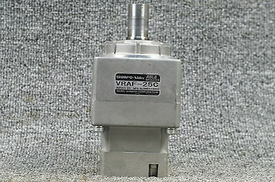 Nidec Shimpo Able Reducer Gearhead /Vraf-25C/ Ratio 1:25 Free Ship
