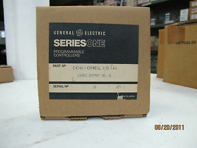 New GE Fanuc IC610MDL151A Output Module 8 Point Sink