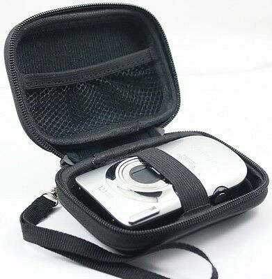 Black Hard Camera Case for Canon PowerShot S100 ELPH 510 500 300 310 100 HS