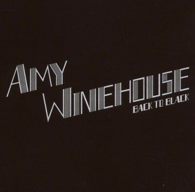 """Amy Winehouse """"back To Black"""" 2 Cd  New Deluxe Edition"""