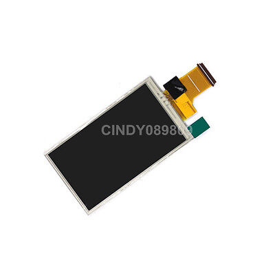 New LCD Display Screen For Samsung Digimax ST95 SH100 Camera with  Touch