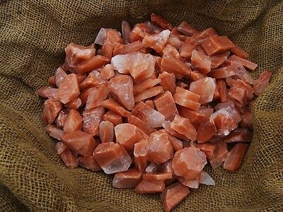 500 Carat Lots of Unsearched Natural Red Calcite Rough