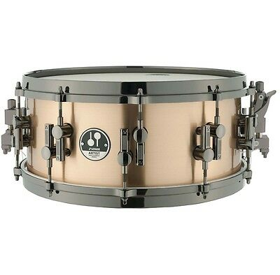 Sonor AS 12 1406 BRB Artist Snare Drum  Black Bronze